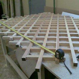 Изготовление и производство  решеток