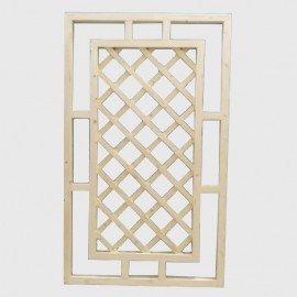 Декоративные решетки из cосны