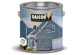 Быстросохнущая краска для наружных и внутренних работ Bel Air- 7200 Белый непрозрачный 0,125л