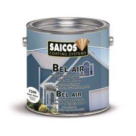 Быстросохнущая краска для наружных и внутренних работ Bel Air- 7251 Сизый 10л