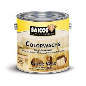 Цветной декоративный воск Colorwachs- 3034 Малиновый 2,5л