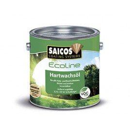 Масло с твердым воском Premium Hartwachsol-3600 Eco полуматовый 2,5л