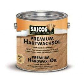 Масло с твердым воском Premium Hartwachsol- 3100 - Белый прозрачное матовое  10л