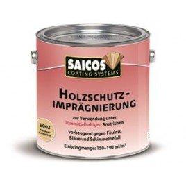 Защитная пропитка для древесины Holzschutz-Impragnierung 9003 Бесцветный 0,75л