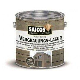 Защитная специальная лазурь Vergrauungs Lasur