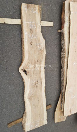 Слэб  из Ясеня Я-022/1