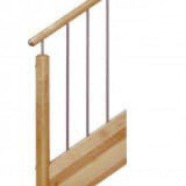 Ограждение для лестниц в доме