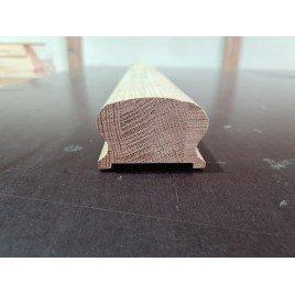 Перила из дуба сращенная ламель без сучков, под (50) балясину, 2000мм