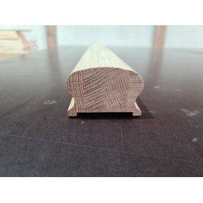 Перила из дуба цельная ламель без сучков, под (50) балясину, 2000мм