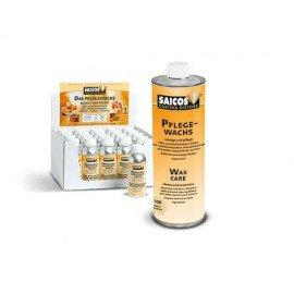 Воск для обновления и ухода для поверхностей покрытых маслом/воском