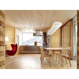 Деревянные полы, лестницы