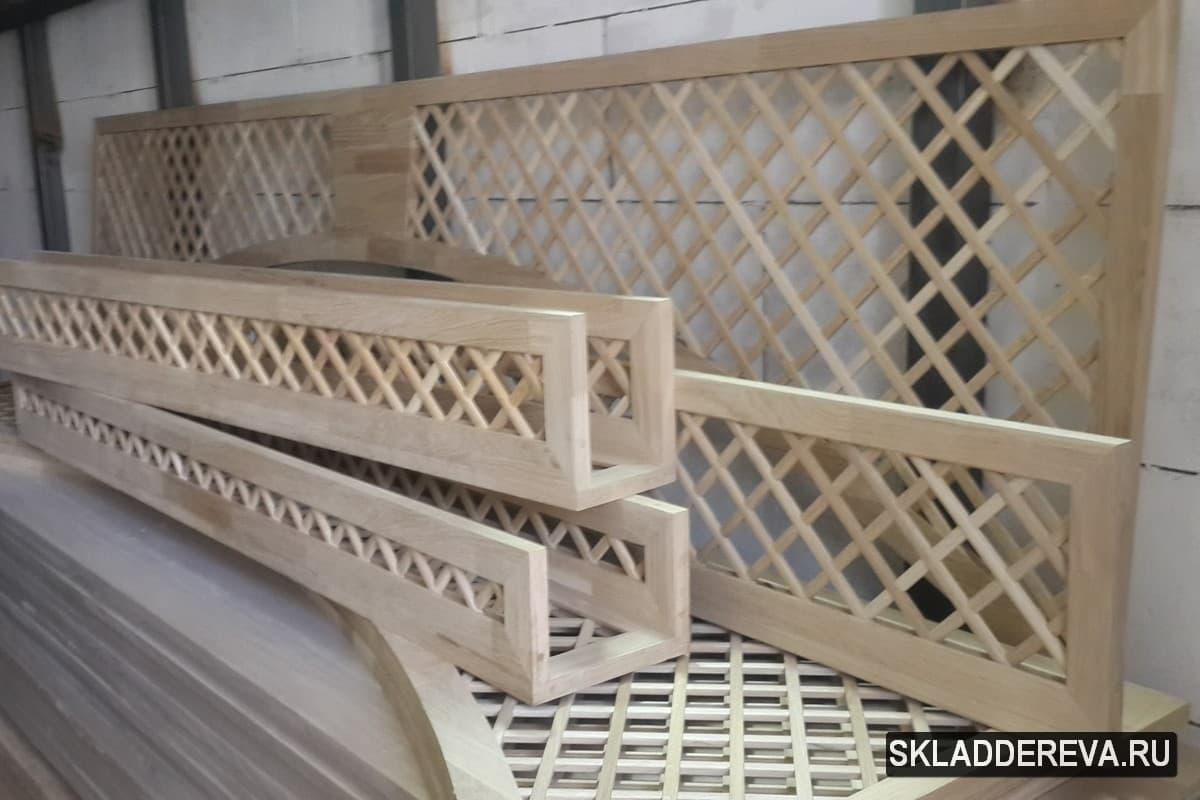 Деревянные лестницы фотогалерея вилкой легко